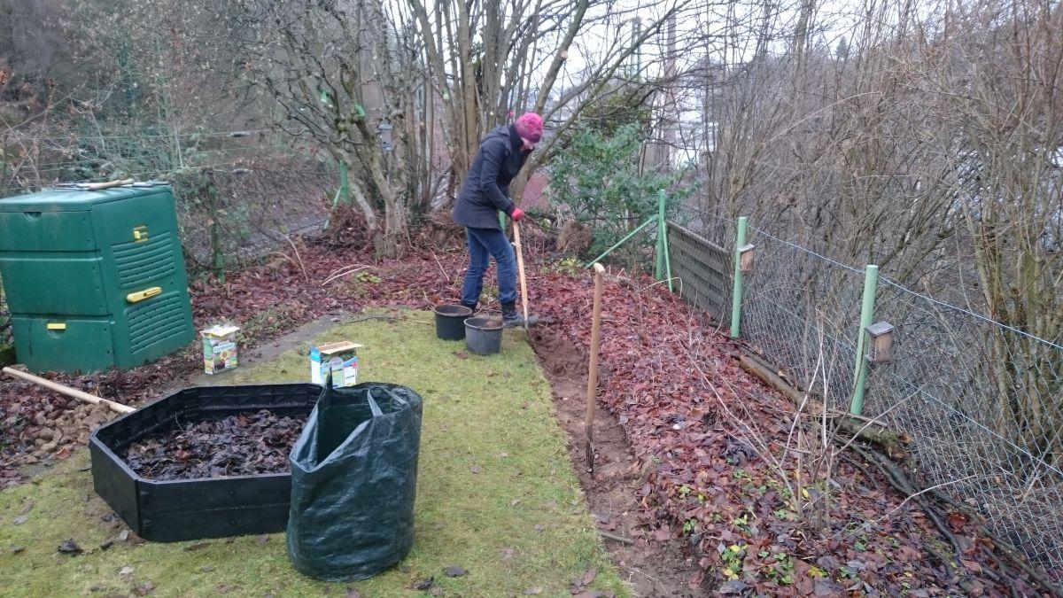 Wintermonate den garten f r den fr hling vorbereiten biokleingarten - Gartenarbeit im januar ...