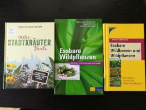 Meine liebsten Wildpflanzenbücher
